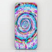 Enlightened Soul iPhone & iPod Skin