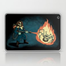 KILL IT WITH FIRE Laptop & iPad Skin