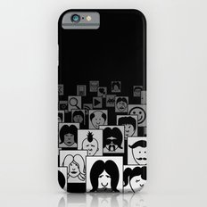 SF Guess Who? Slim Case iPhone 6s