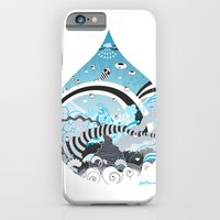 iPhone & iPod Case featuring Life by Piktorama
