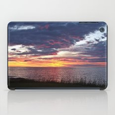 Painted Skies At Sunset iPad Case