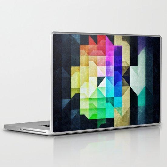 SPYKTRYM Laptop & iPad Skin
