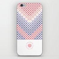 cuentahilos iPhone & iPod Skin