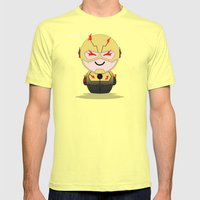 ChibizPop: The Reverse Mens Fitted Tee Lemon SMALL