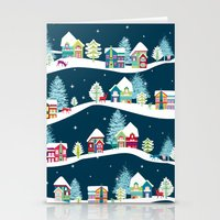 Apres Ski Stationery Cards