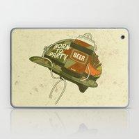Born To Party Laptop & iPad Skin