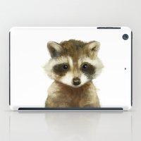 Little Raccoon iPad Case