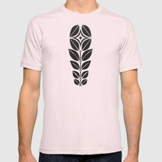 Cortlan | LimeAid Mens Fitted Tee Light Pink SMALL