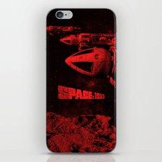 SPACE:1999 iPhone & iPod Skin