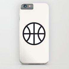 Basketball - Balls Serie iPhone 6 Slim Case