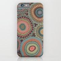 Boho Patchwork-Vintage C… iPhone 6 Slim Case