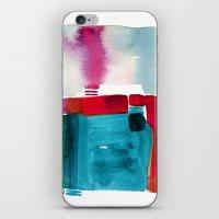 Her Abode iPhone & iPod Skin