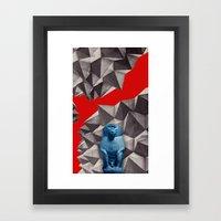 Sun Wukong Framed Art Print