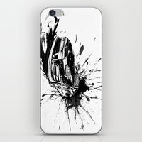 GTR Inked iPhone & iPod Skin