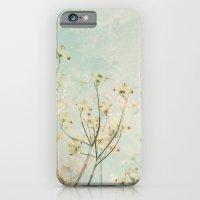 White Dogwood Tree Sprin… iPhone 6 Slim Case