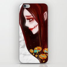OVERLY ATTACHED GIRLFRIEND iPhone & iPod Skin