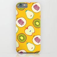 iPhone & iPod Case featuring FRUITY by Lara Trimming