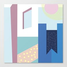 Hotel Mayfair Canvas Print