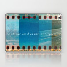 Living in the past Laptop & iPad Skin