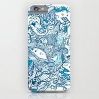 Random Doodle iPhone 6 Slim Case