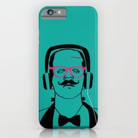 Hipsterstein iPhone 6 Slim Case