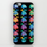 Skullk iPhone & iPod Skin