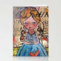 Let Your Love Shine Stationery Cards