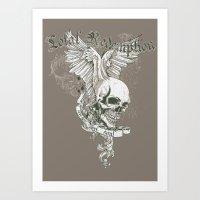 Total Redemption Art Print