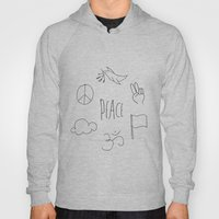 Peace to the world Hoody