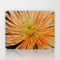 Floral Poof! Laptop & iPad Skin