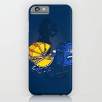Sending It Back iPhone 6 Slim Case