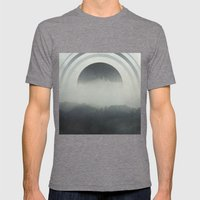 body and soul Mens Fitted Tee Tri-Grey SMALL