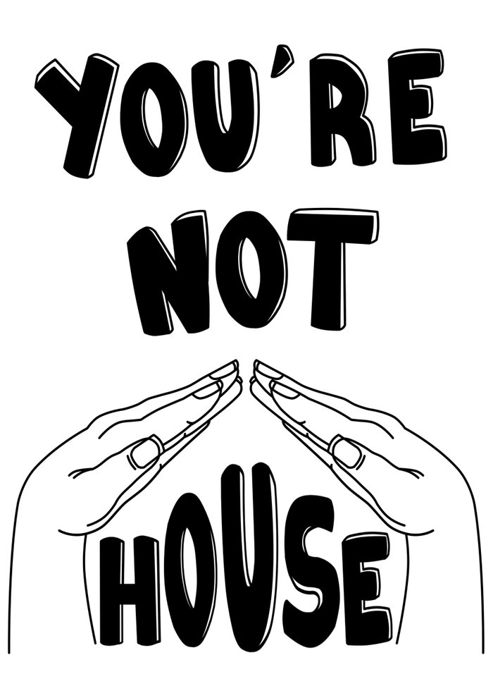Do you know about house music art print by shanice sb for House music art