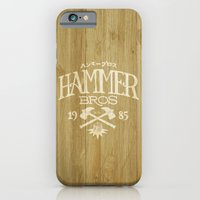 HAMMER BROTHERS iPhone 6 Slim Case