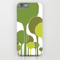 Green Palette iPhone 6 Slim Case