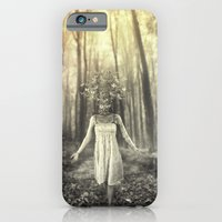 iPhone & iPod Case featuring Mothwoman by Adel