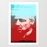 GODFATHER - Do I Have Yo… Art Print