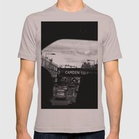Candem Mens Fitted Tee Cinder SMALL