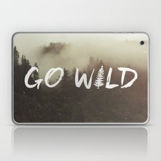 Go Wild Laptop & iPad Skin