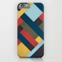 Abstrakt Adventure iPhone 6 Slim Case
