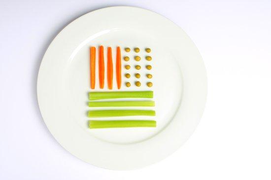 haute cuisine Art Print