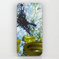 Kenuxgoot iPhone & iPod Skin