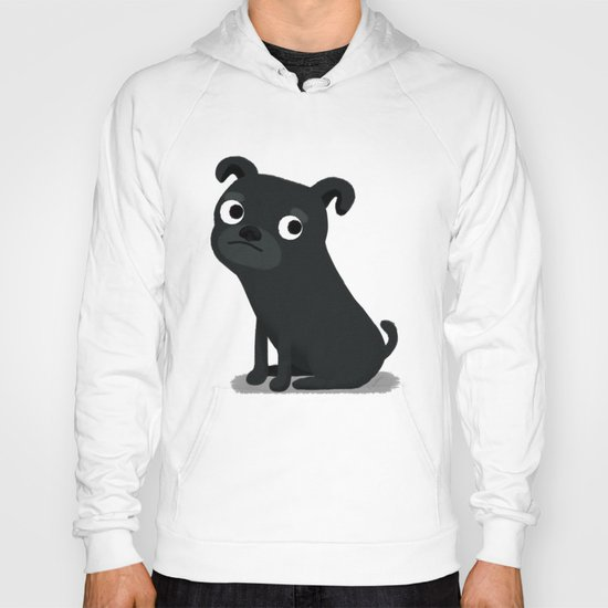 Pug - Cute Dog Series Hoody