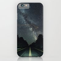iPhone & iPod Case featuring Highway to the Stars by Shaun Lowe