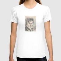 sherlock T-shirts featuring Sherlock by Pendientera