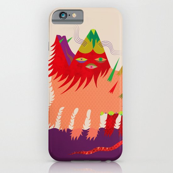 Anfibio Tarasco iPhone & iPod Case