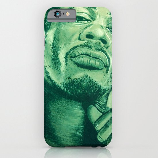 didier morville alternative green! iPhone & iPod Case