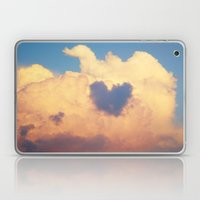 Love Is In The Air Laptop & iPad Skin