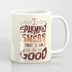 I am up to no good Mug