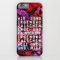 GLÜCK & BENZIN iPhone 6 Slim Case